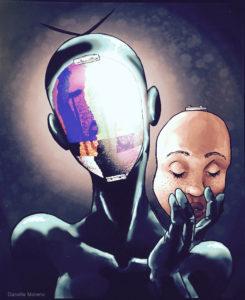 Danelle Moreno. Mask 72 dpi